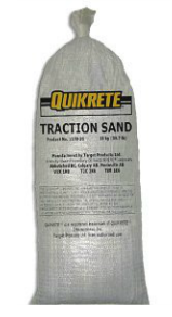 Marvelous QUIKRETE® Traction Sand